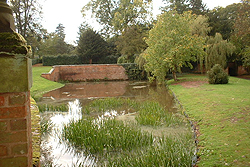 hanbury hall pond restoration
